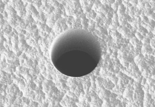 Pinhole Apertures